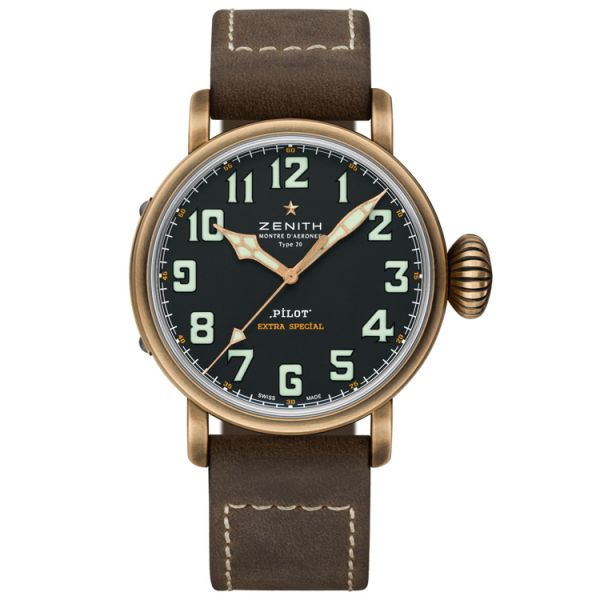 Zenith Type 20 Extra Special 45 mm