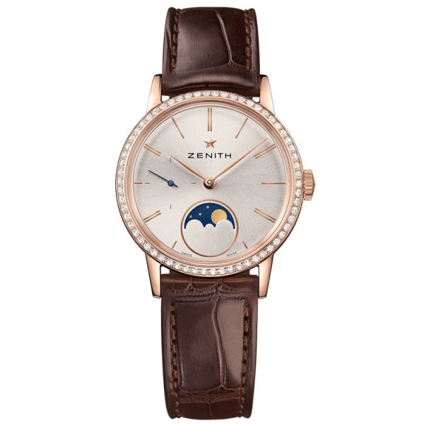 Zenith Lady Moonphase - 33 mm