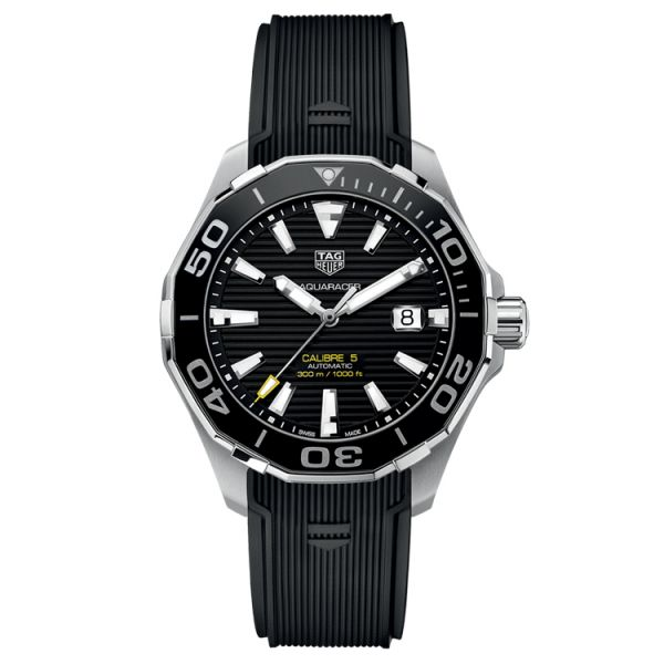 TAG Heuer Calibre 5 Automatic - 43 mm