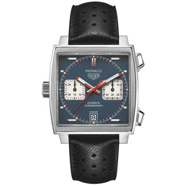 TAG Heuer Calibre 11 Automatic Chronograph - 39 mm