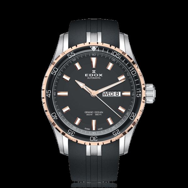 Edox GRAND OCEAN Automatic Day Date