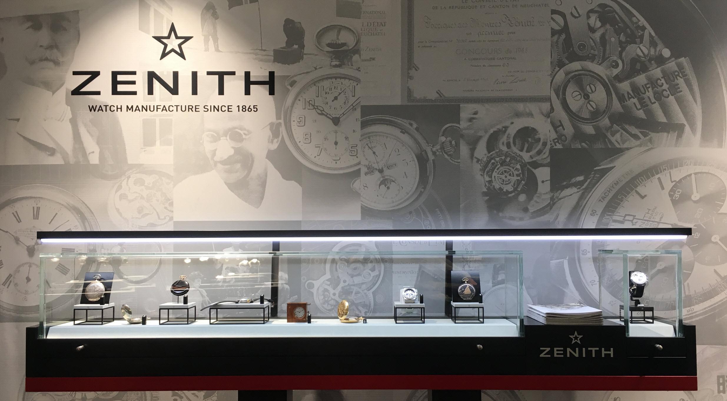 Zenith-Ausstellung