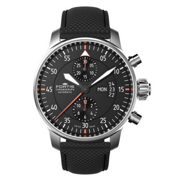 FORTIS Cockpit Two Chronograph