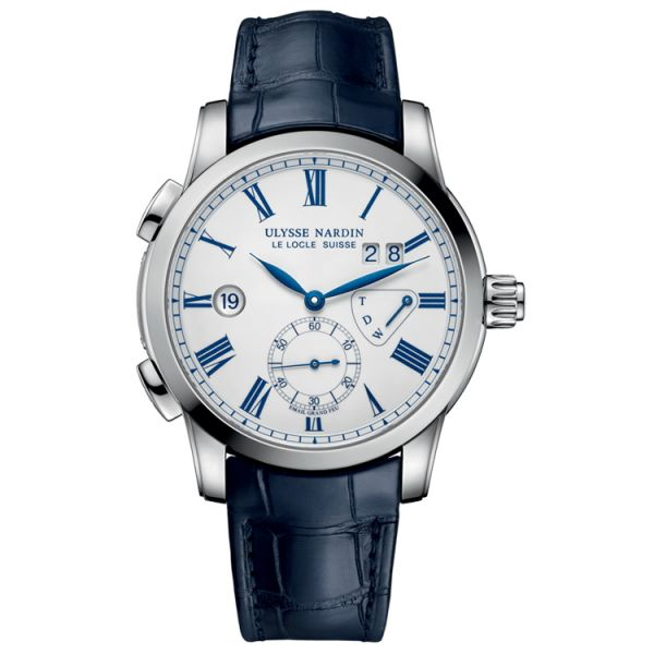 Ulysse Nardin Classic Dual Time