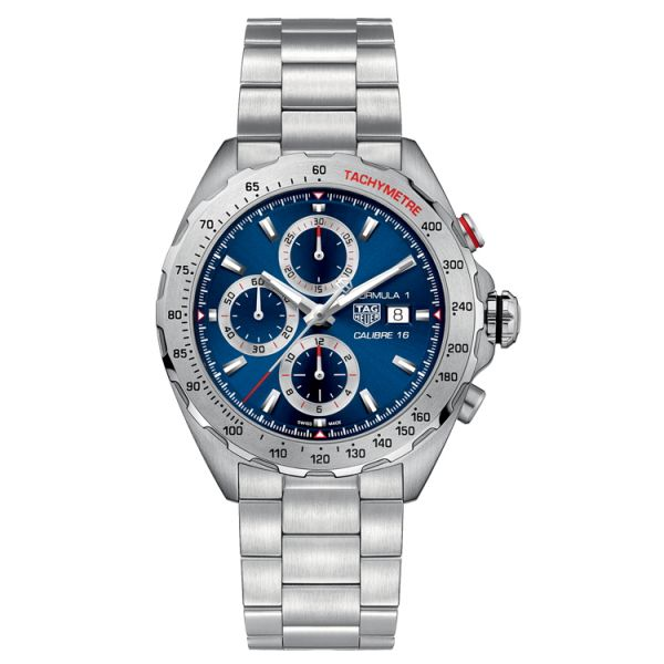 TAG Heuer Calibre 16 Automatic Chronograph - 44 mm