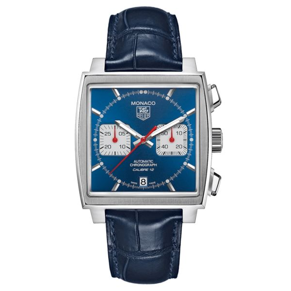 TAG Heuer Calibre 12 Automatic Chronograph - 39 mm