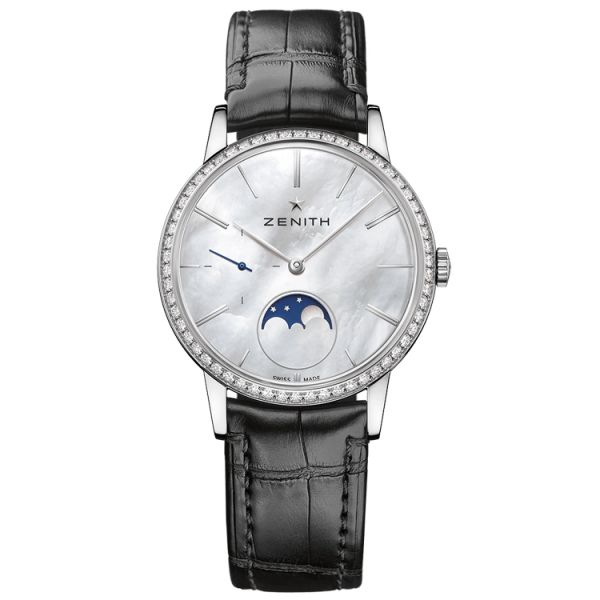 Zenith Lady Moonphase - 36 mm