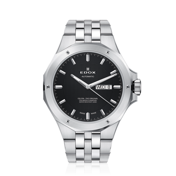 DELFIN Day Date Automatic