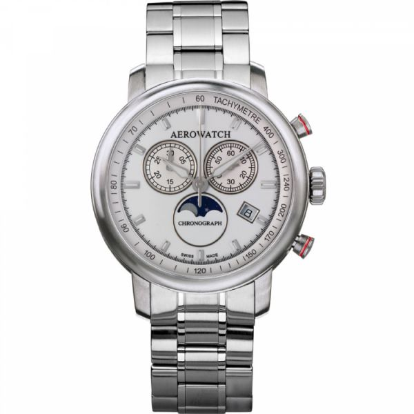 Aerowatch Chronograph Moon Phase