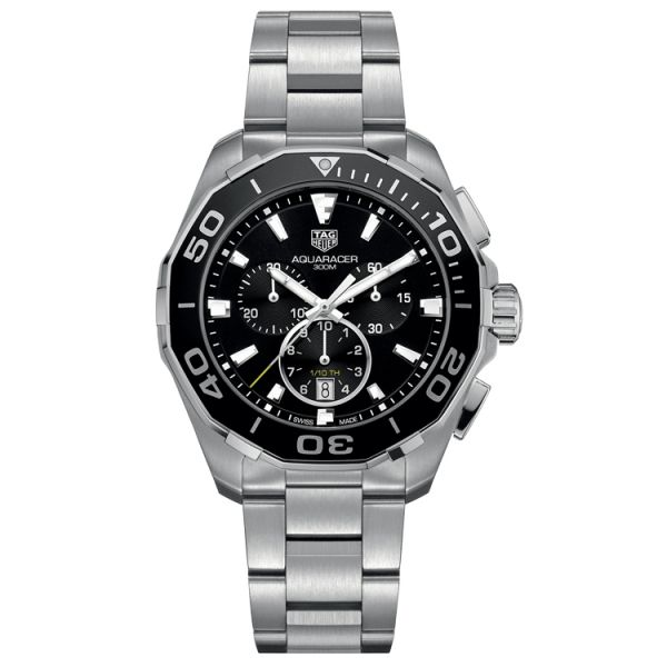 TAG Heuer Chronograph - 43 mm