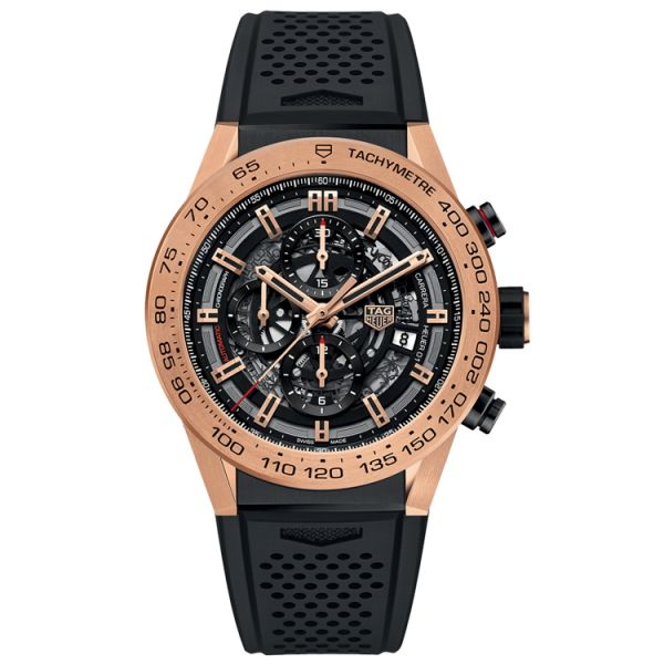TAG Heuer Calibre Heuer 01 Automatic Chronograph