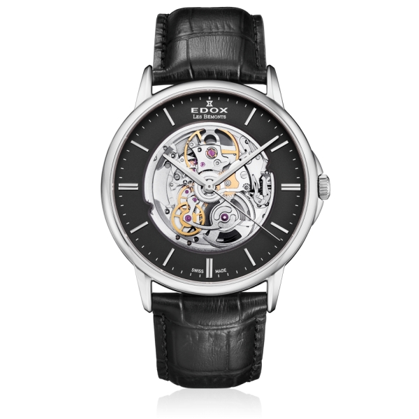 Edox LES BÉMONTS Automatic Shade Of Time