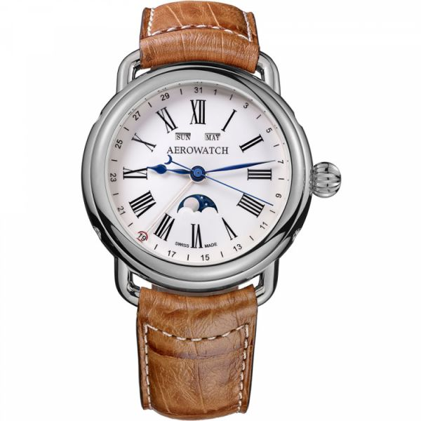 Aerowatch Moon Phase Automatic