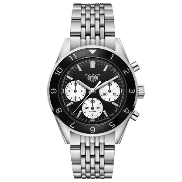 TAG Heuer Calibre Heuer 02 Automatic Chronograph - 42 mm