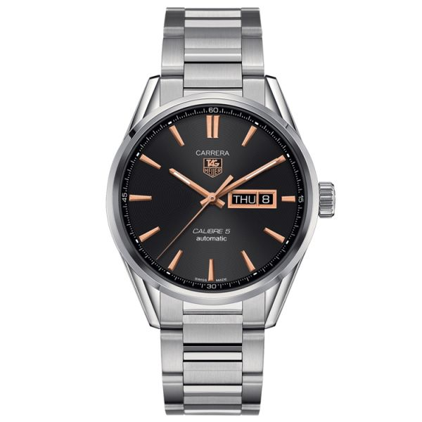 TAG Heuer Calibre 5 Day-Date Automatic 41 mm