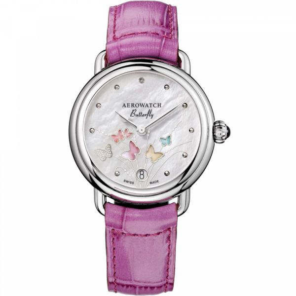 Aerowatch Butterfly Limited Edition