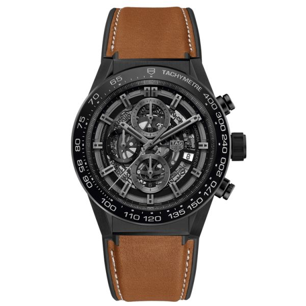 TAG Heuer Calibre Heuer 01 Automatic Chronograph - 45mm