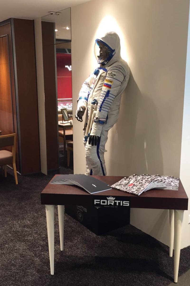 Fortis-Cosmonaut